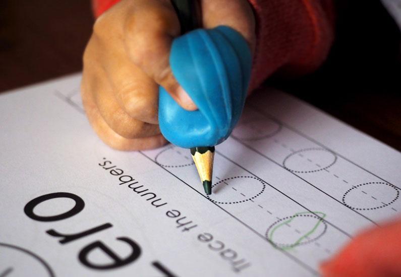 Improving Handwriting